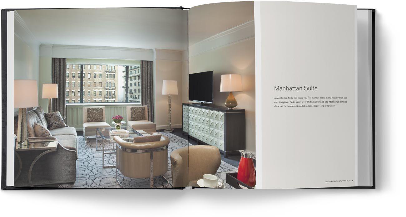 Diseño Editorial Hotel