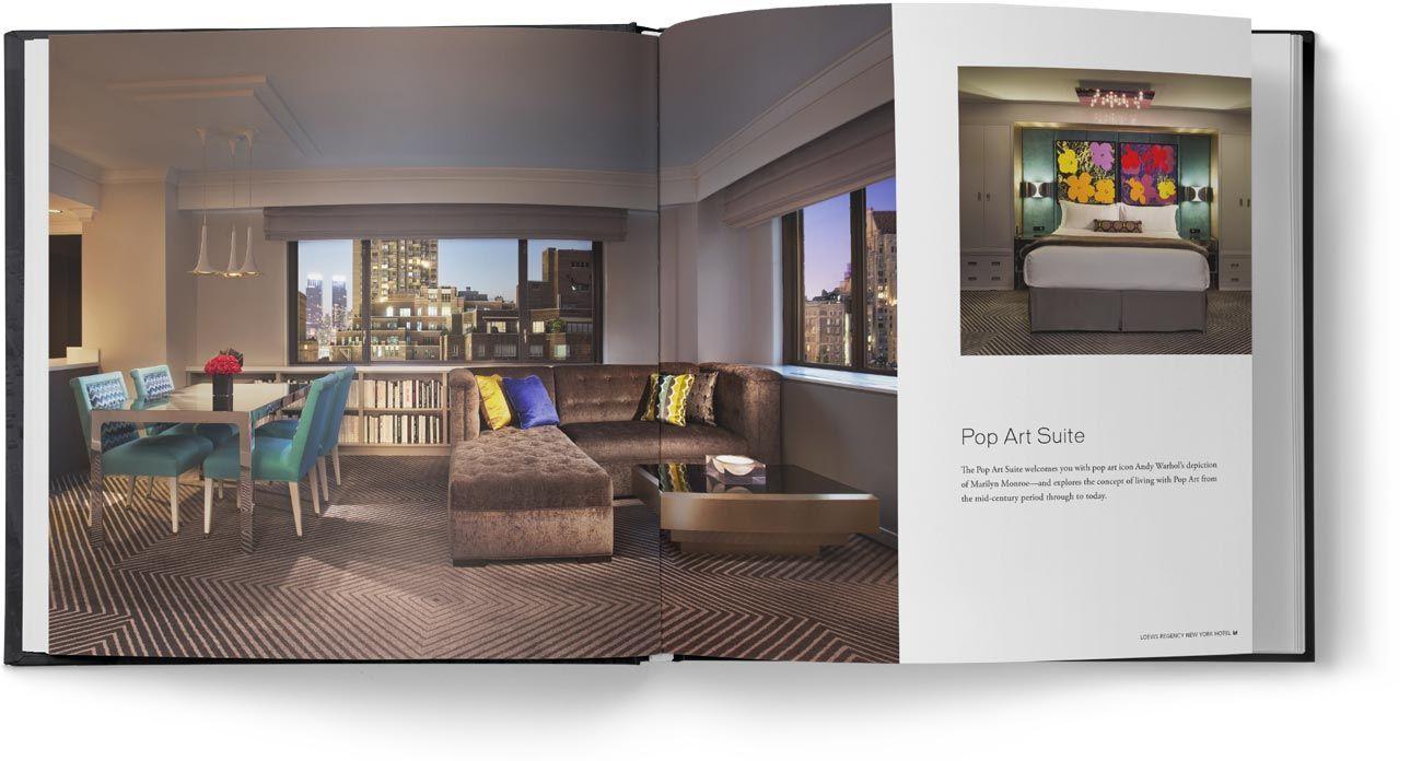 Loews Regency Editorial Design