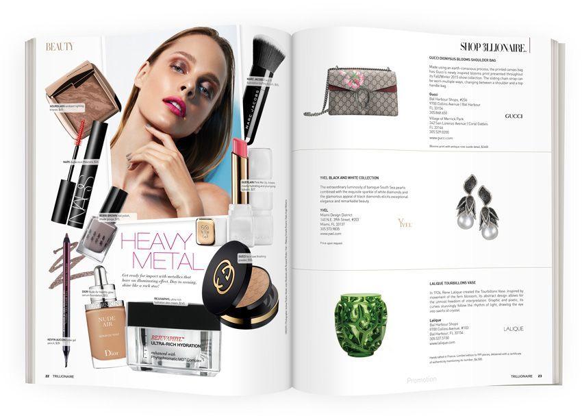 Miami Magazine Design