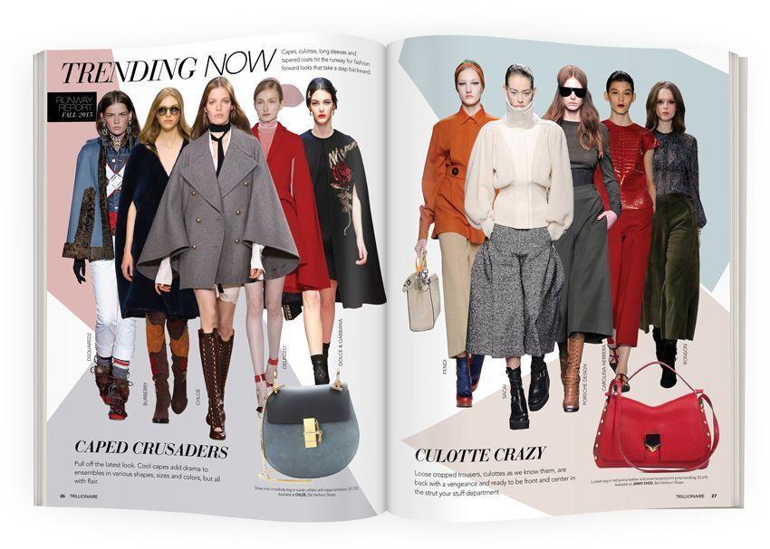 Lifestyle Magazine Design