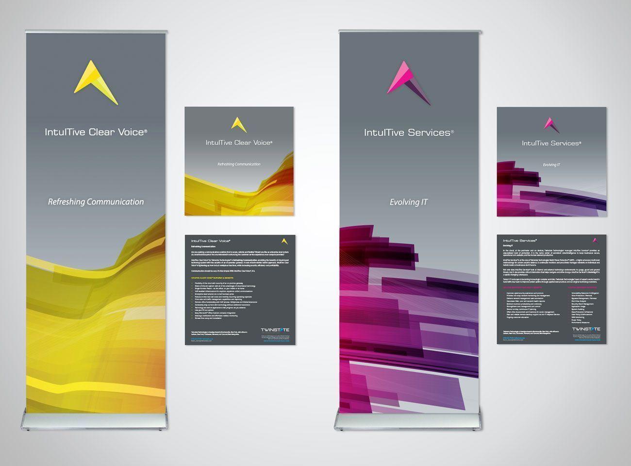 Branding Corporate Displays