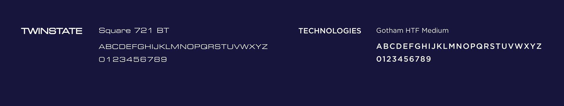 branding tipografía