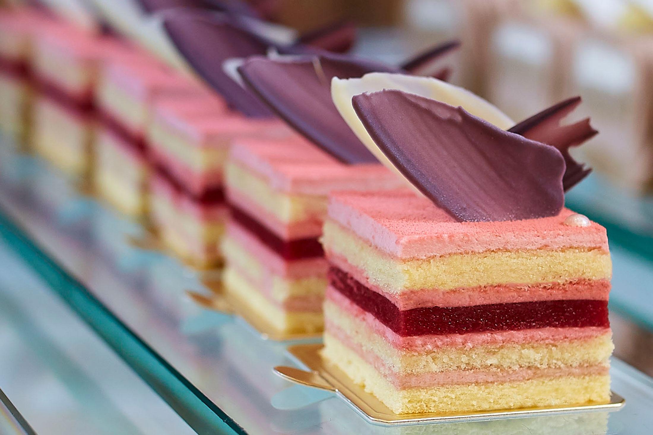 Cake Bakery Shop Mandarin Oriental Hong Kong