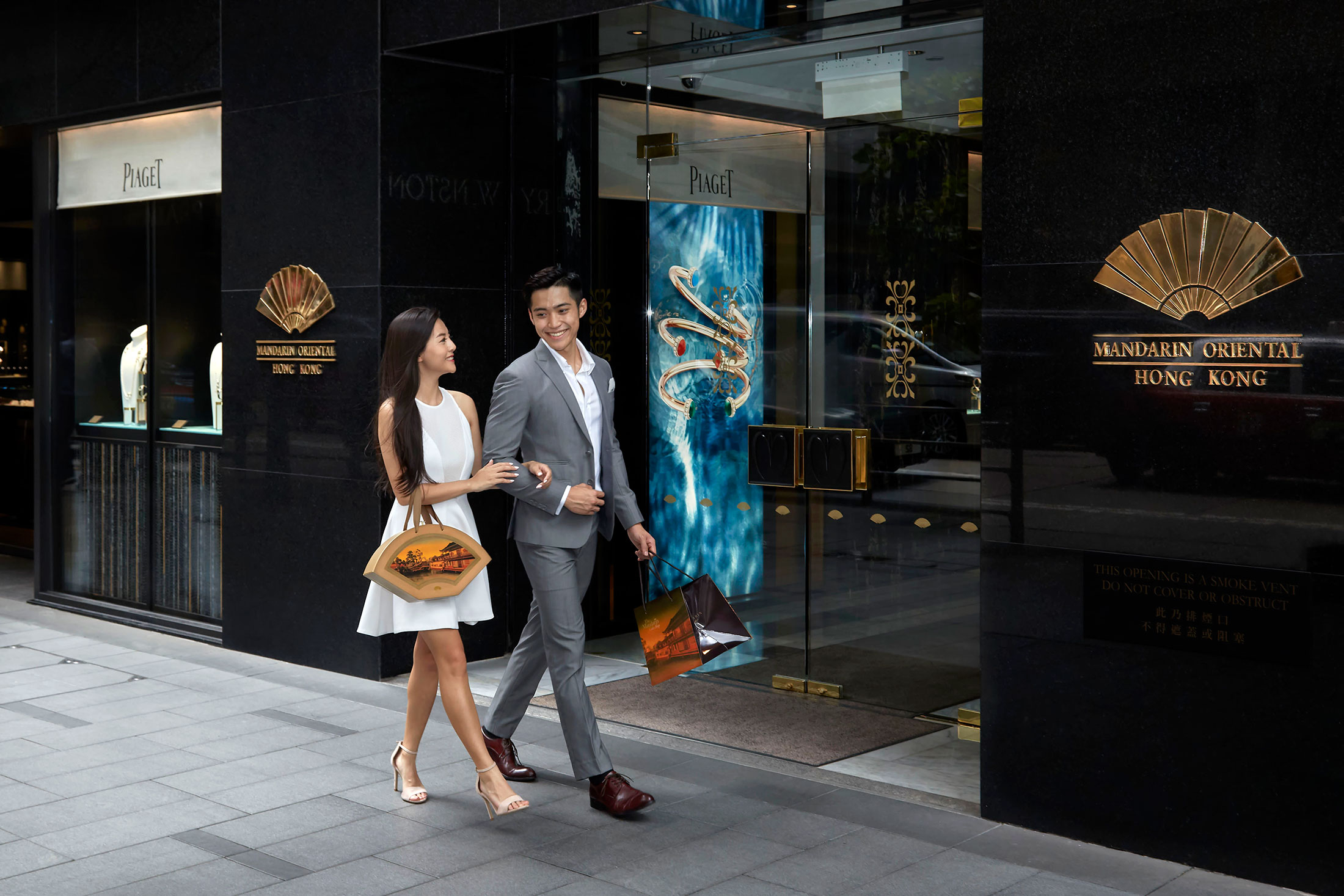 Lifestyle photography Mandarin Oriental Hong Kong