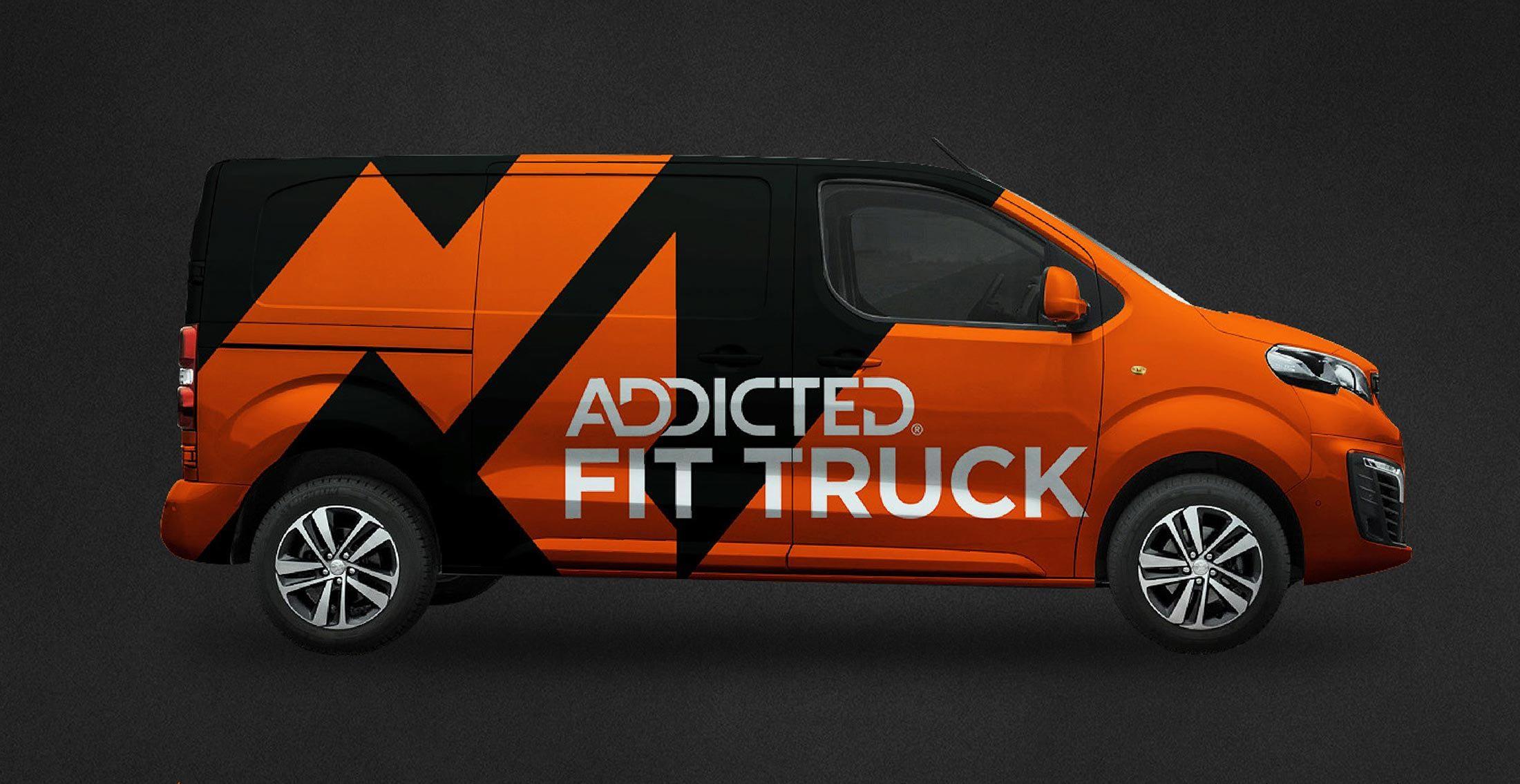 Fitness Truck Prototype