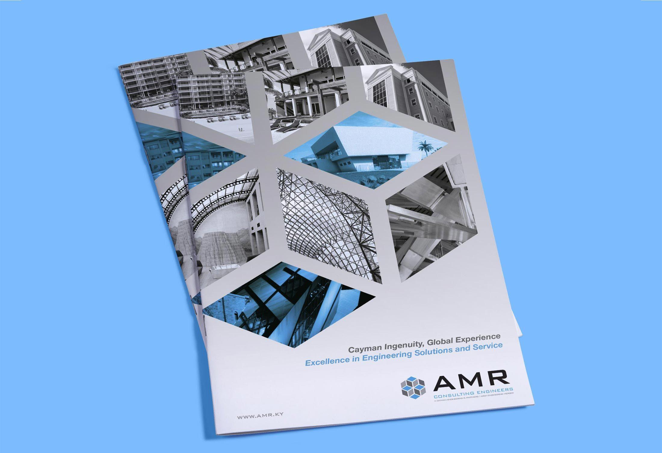 Portada de Brochure Corporativo