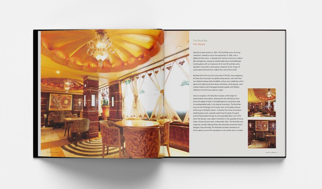 ritz london cocktail book rivoli history