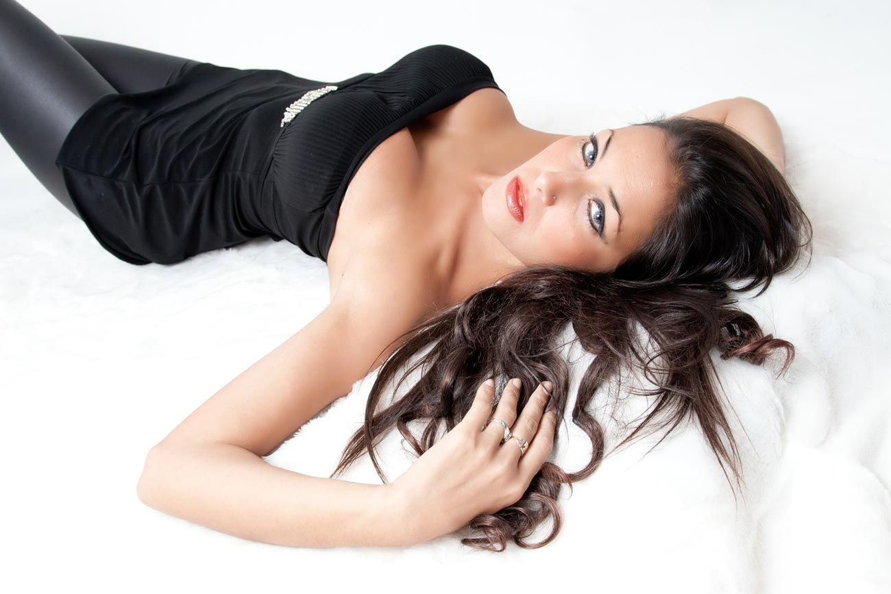Gaby Espinosa Model Photo Book